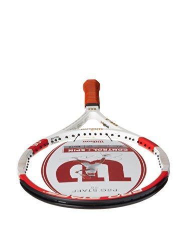 Wilson Pro Staff 90 Tennis Racquet, 4.375