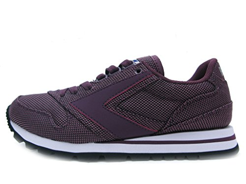 722d298ca4e Galleon - Brooks Heritage Women s Chariot Eggplant Sneaker 8.5 B (M)