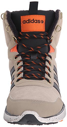 Adidas Neo Lite Racer Hola encaje hasta zapatos, Negro / negro / verde, 6,5 M con nosotros Cargo Khaki Black/Orange