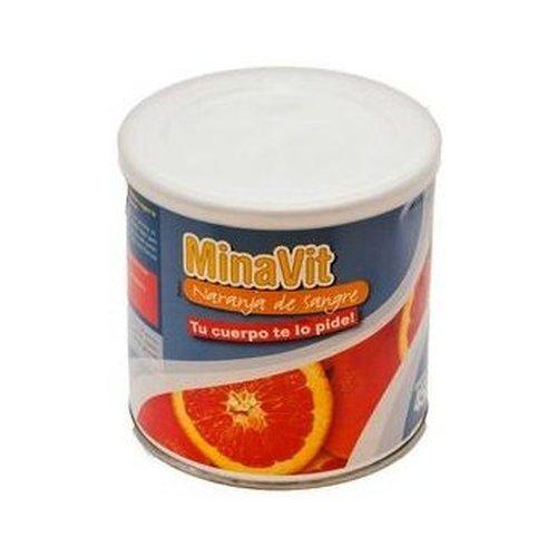Minavit (Sabor Naranja de Sangre) 450 gr de Bonusan: Amazon.es: Salud y cuidado personal