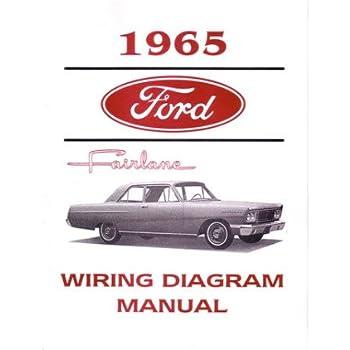 amazon com 1969 ford fairlane & torino wiring diagrams schematics 1966 ford fairlane wiring diagram 1965 ford fairlane wiring diagrams schematics