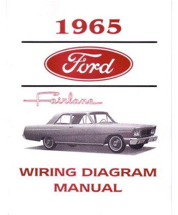 Amazon com: 1965 FORD FAIRLANE Wiring Diagrams Schematics