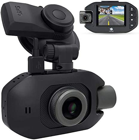 Uber Dash Cam, Z-Edge Z3Pro 2.0 Screen Infrared Night Vision Dual Dash Camera Front and Inside, Dual 1920x1080P Car Camera, with 32GB Memory Card, Sony Sensor, Supercapacitor, WDR, 150 Wide Angle