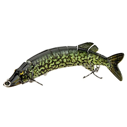 jointed fishing lures - 7