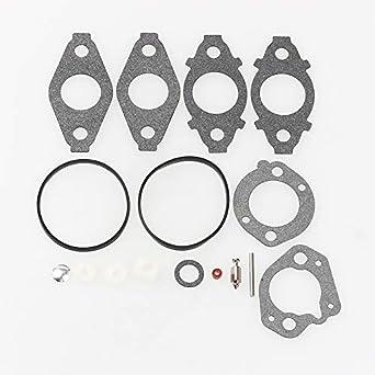 Amazon.com: Kit de reparación de carburador Jammas para ...