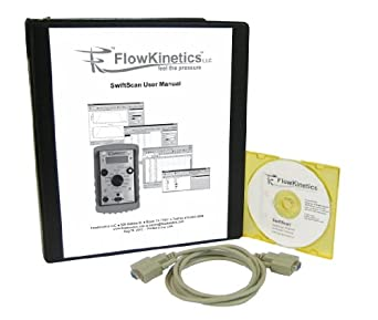 FlowKinetics SWIFTSCAN Software for FKS Series Meters