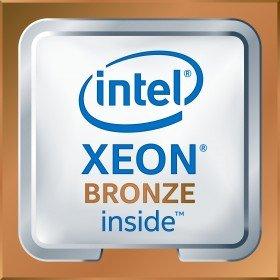 INTEL XEON BRONZE 6 CORE PROCESSOR 3104 1.70GHZ 8.25MB 85W CPU CD8067303562000