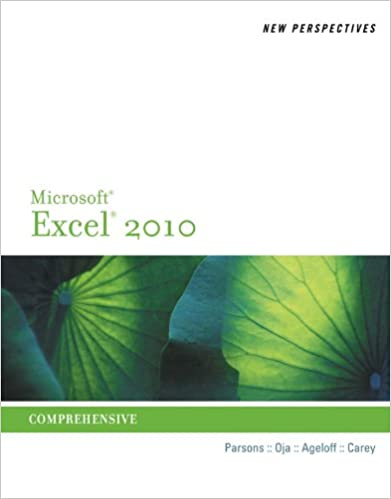 New perspectives on microsoft excel 2010 comprehensive advanced new perspectives on microsoft excel 2010 comprehensive advanced spreadsheet applications 1st edition kindle edition fandeluxe Choice Image