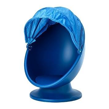 Ikea PS Lömsk sillón Infantil Giratorio con Capota Plegable ...
