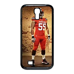 Cleveland Browns Samsung Galaxy S4 9500 Cell Phone Case Black 218y3-157191