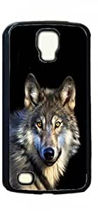 HeartCase Hard Case for Samsung Galaxy S4 Active (i9295 Water Resistant Version) ( Wolf Animal )