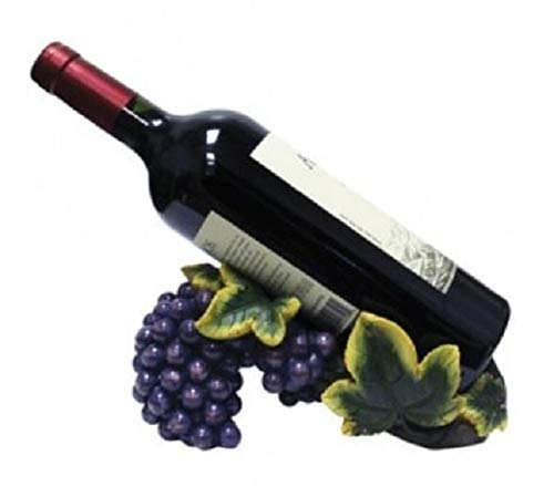 A Cheerful Giver Grape Wine Bottle Holder