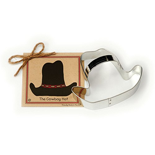 cowboy hat cookie cutter - 6