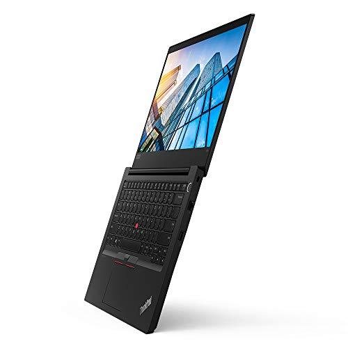 Lenovo ThinkPad E14 Intel Core i5 10th Gen 14-inch Full HD Thin and Light Laptop (8GB RAM/ 256GB SSD/ DOS/ Black/ 1.77 kg), 20RAS13K00