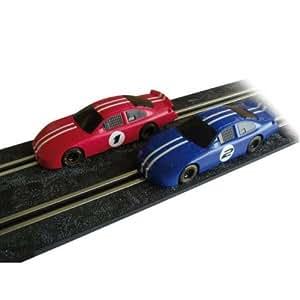 Scalextric Compact - Ford Fusion - Coche slot escala 1:43 para pista Compact (3704)