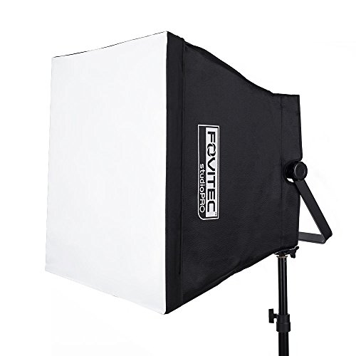 Fovitec StudioPRO - LED softbox light modifier - [Diffuse/Soften][Fit][Portable]