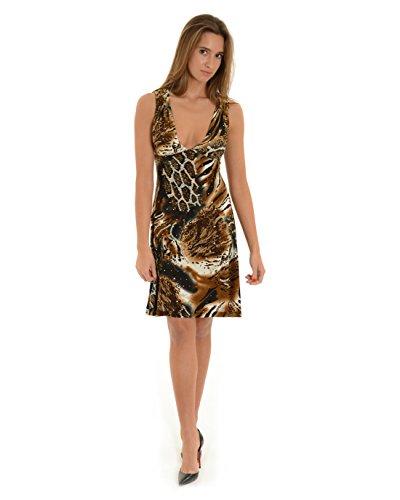 Cheetah Print Sequin - 8
