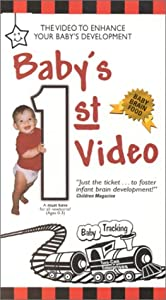 Amazon.com: Baby's 1st Video [VHS]: Baby's 1st Video