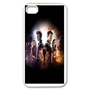 Personalized DIY Doctor who Custom Cover Case For iPhone 4,4S K4X593367