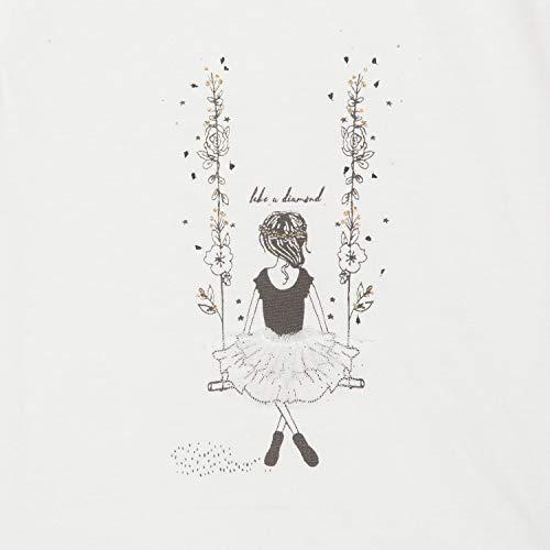 Manzanas 19 Blanco Blanco 3 Roto Camiseta Chica HCwgxvqcWf