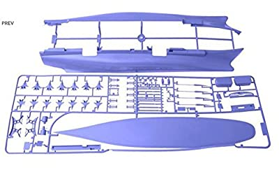 "Aircraft carrier ""Admiral Kuznetsov"" 1/720 Zvezda 9002"