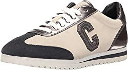 Coach Womens Ian Suede Low Top Lace Up Fashion Sneakers Multicolor Size 8 5 Ov