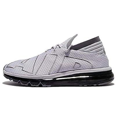 Nike Air Max Flair Mens Running Trainers 942236 Sneakers Shoes (UK 8.5 US 9.5 EU 43, Wolf Grey Cool Grey Black 003)