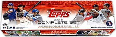 2012 Topps Factory Baseball Card Set (HOBBY edition)