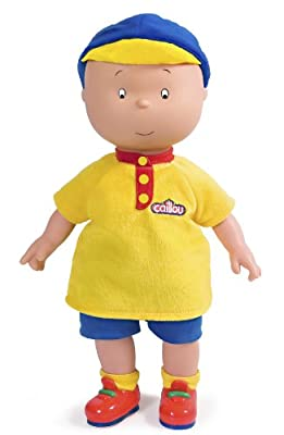 Caillou 145 Classic Doll by ID Toys (Montreal)