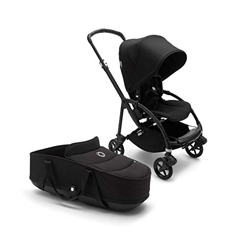 Bugaboo Bee 6 Complete Stroller and Bassinet – Compact, Lightweight, and Easily Foldable Stroller for Travel and City…