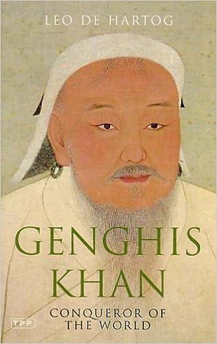 Genghis Khan: Conqueror of the World leo ile ilgili görsel sonucu