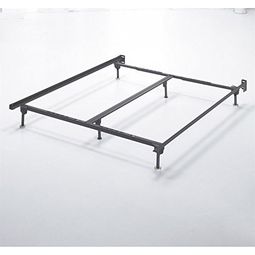 Ashley B100-66 Bolt On Bed Frame - Black