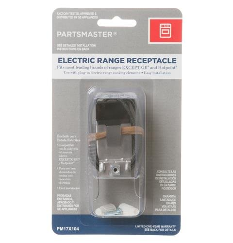 General Electric PM17X104 Range Surface Element Receptacle