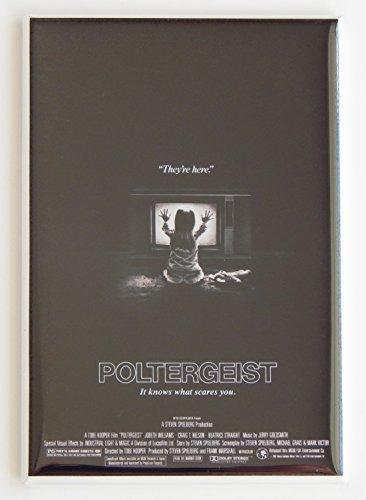Poltergeist Movie Poster Fridge Magnet (2 x 3 inches) ()