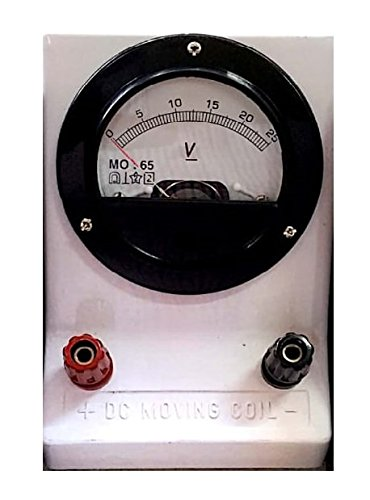 mans voltmeter ~ 3v amazon in home improvementIn An Electric Circuit Analog Voltmeters Move A Pointer Across A #11