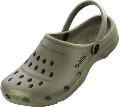 Zapatos verdes Betula Gelato para mujer DjLb2IK1