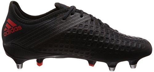 Adidas Predator Ondskab Kontrol Rugby Støvler Sort klknl