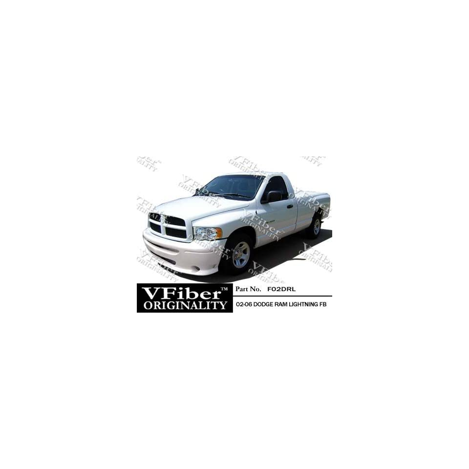 2002 2010 Dodge RAM Pick Up Body Kit Lightning Front Bumper