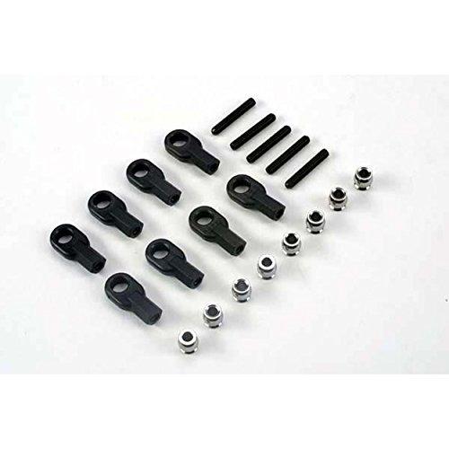 Traxxas Tie-Rod Set w/Camber/Steering Links (8) - 4TEC - Link Tec
