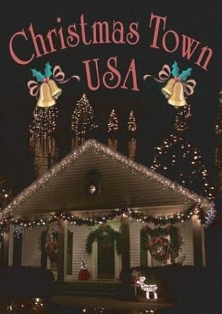 Christmas Town Usa.Amazon Com Christmas Town Usa Douglas Moreau Movies Tv