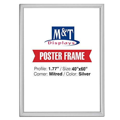 Snap Frame, 40'' X 60'' Poster Size, 1.77