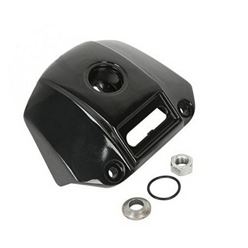 Motorcycle Headlight Black Mount Bracket For Harley Davidson Sportster 883 1200