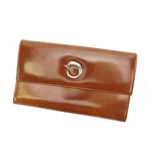 (Cartier) カルティエ 長財布 三つ折り財布 男女兼用 パンテール 中古 S170   B01LXA324A