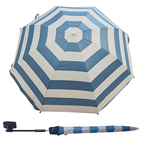 - Fedom Adjustable Umbrella with 360 Degree Swivel and Universal Clamp,Great for Beach Chairs, Bleachers, Strollers, Wagons, Wheel Chairs or Golf Carts