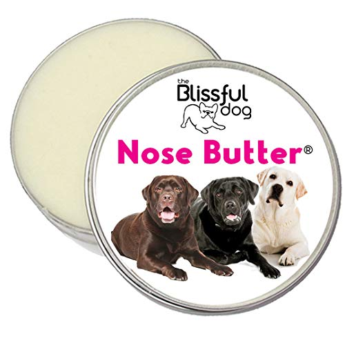 The Blissful Dog Labrador Retriever Nose Butter - Dog Nose Butter, 2 Ounce
