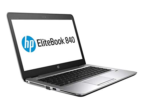 Oemgenuine HP EliteBook 840 G3 Notebook PC Laptop 14 Inch FHD 1920x1080 Display IPS, Intel Dual Core i5-6300U, 8GB RAM, 256GB SSD, W10P