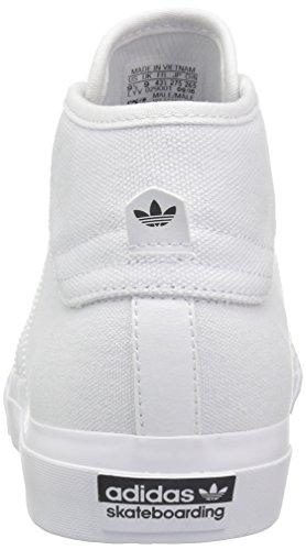 Scarpa Adidas Da Uomo Mid Matchcourt Bianca / Bianca / Bianca