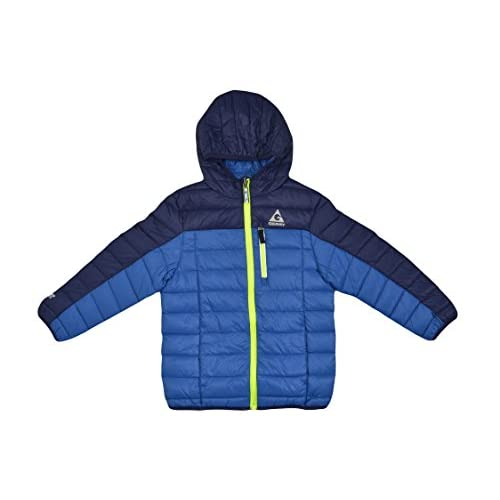GERRY GIRL/'S PACKABLE SWEATER DOWN JACKET WITH PACKABLE PILLOW