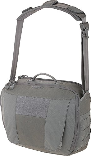 Maxpedition Skyvale Messenger Bag, Gray by Maxpedition