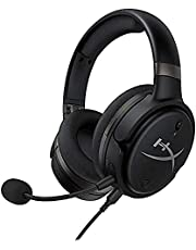 HyperX Cloud Orbit S-Gaming Headset,3D Audio,Head Tracking, PC,Xbox One,PS4,Mac,Mobile,Nintendo Switch,Planar Magnetic headphones with Detachable Noise Cancelling Microphone,Pop Filter(HX-HSCOS-GM/WW)